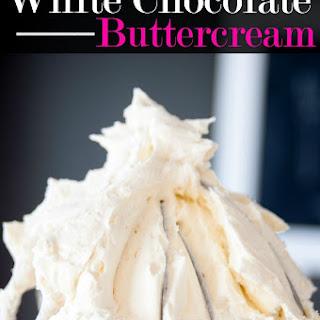 White Chocolate Vanilla Buttercream Recipes