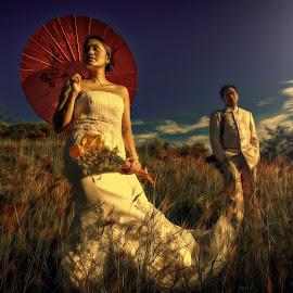 I finally found u by Lhito  Trinidad - Wedding Bride & Groom ( bride, wedding, people )