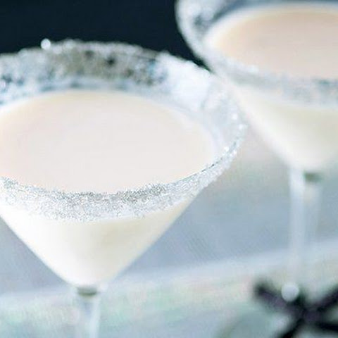 White Velvet Cocktail