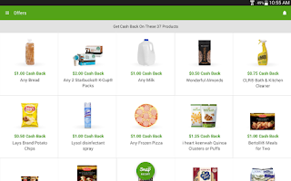 Screenshot of Snap by Groupon: Grocery Deals