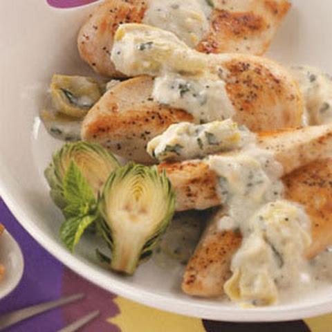 Lemon Basil Artichoke Chicken Recipes | Yummly