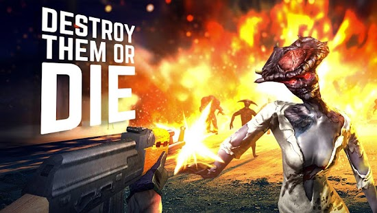ZOMBIE: Best Free Shooter Game- screenshot thumbnail