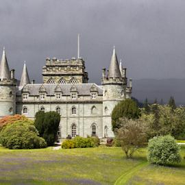 Inveraray Castle, Scotland by Dez Green - Buildings & Architecture Public & Historical ( history, scotland, castle, historical, inveraray )
