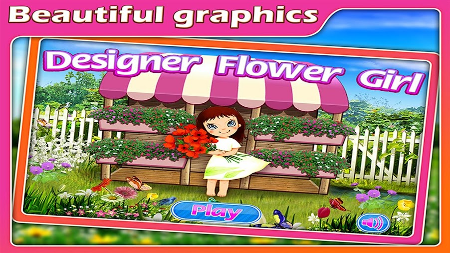 Designer Flower Emily World APK