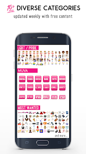MuvaMoji - By Amber Rose- screenshot thumbnail