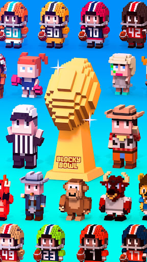 Blocky Football screenshot 15