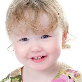 Butter wouldn't melt by Judith Grieves - Babies & Children Children Candids