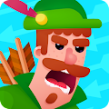 Game Bowmasters apk for kindle fire