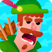 Free Bowmasters APK for Windows 8