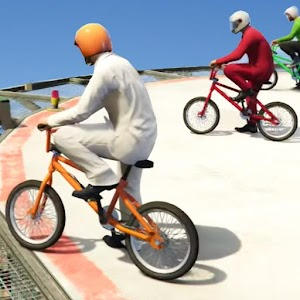 BMX Top Racer Stunts For PC