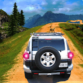 Game Real land cruiser drive 2 APK for Kindle