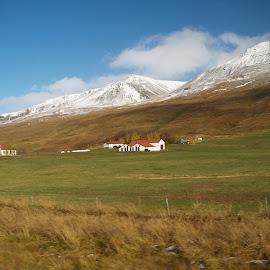 Idyllic Iceland by Karl Jones - Landscapes Prairies, Meadows & Fields (  )