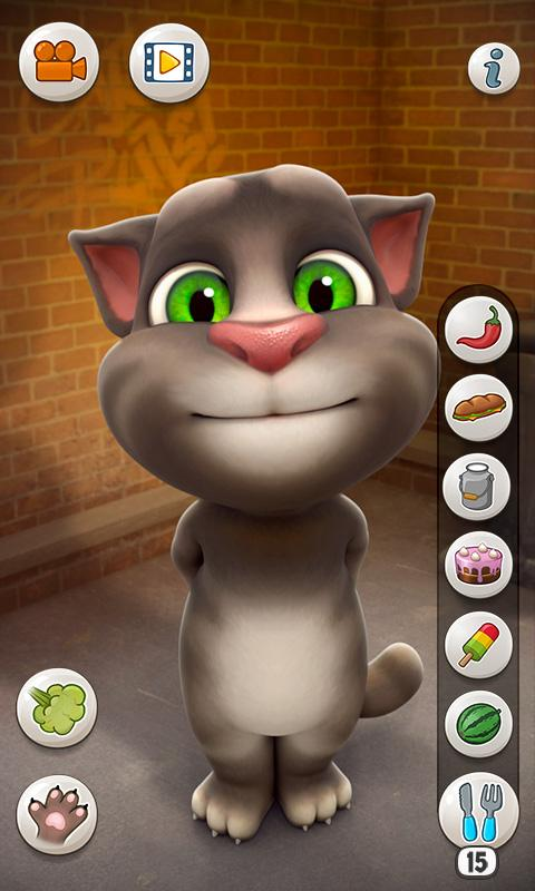 Talking Tom Cat Screenshot 5