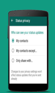 App New WhatsApp Status Guide apk for kindle fire