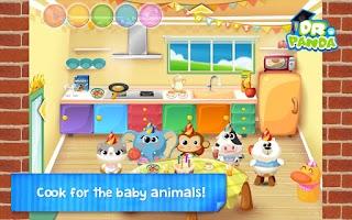 Screenshot of Dr. Panda's Daycare