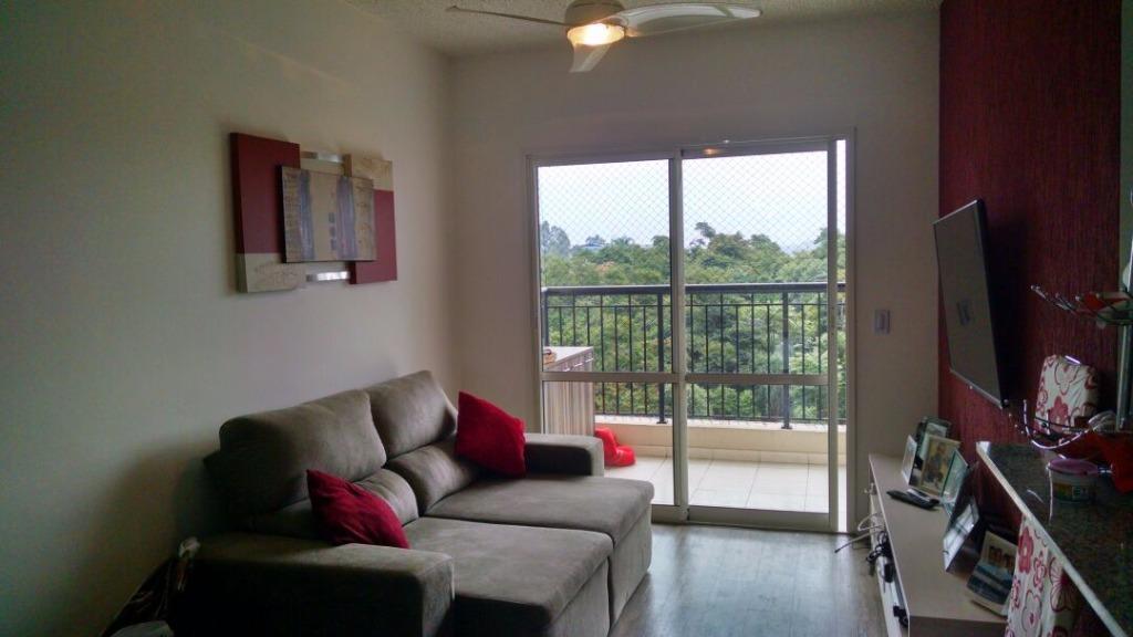 Apartamento, 2 dormitórios todo planejado, Reserva do Alto,  Frente ao Parque Municipal, Barueri