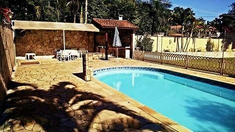Chácara com 6 dormitórios à venda - Condomínio Bosque do Currupira - Jardim Celeste - Jundiaí/SP