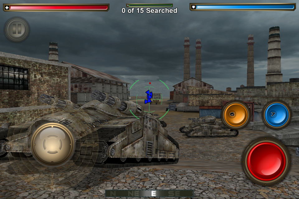Tank Recon 2 Screenshot 2