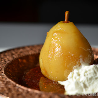 Poached Pears With Cream Cheese Recipes