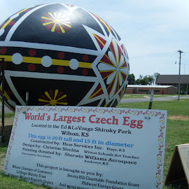 egg by Elizabeth O - Buildings & Architecture Statues & Monuments