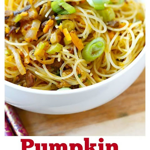10 Best Pumpkin Noodles Recipes | Yummly