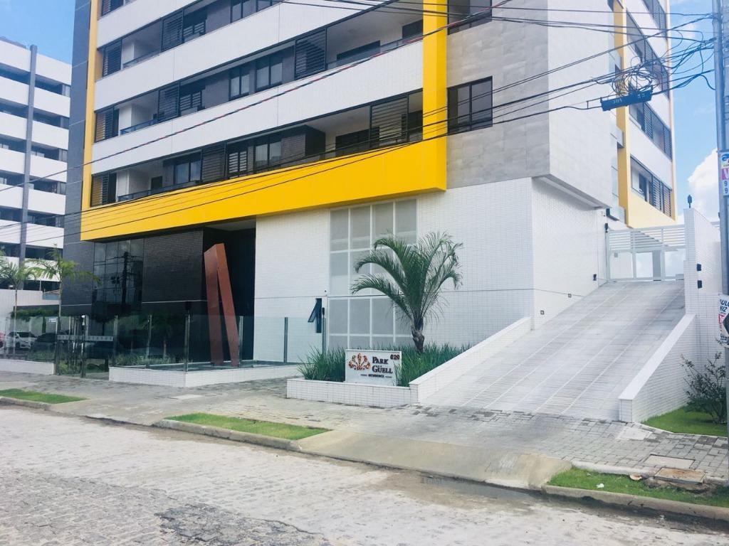 Apartamento com 2 dormitórios à venda, 60 m² por R$ 350.000