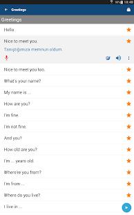 App Learn Turkish Phrases | Turkish Translator APK for Kindle