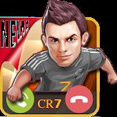 Ronaldo is calling APK for Bluestacks