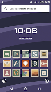 Shimu - Icon Pack- screenshot thumbnail