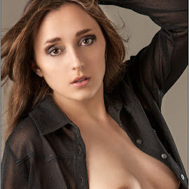 Taylor - Topless by Fred Prose - Nudes & Boudoir Boudoir ( nude, topless, exposed beauty imaging, breasts, beauty )