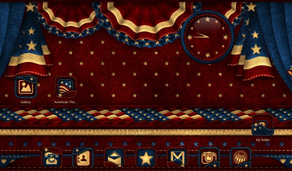 TSF NEXT AMERICAN THEME 4 JULY Screenshot 9