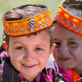 Smile by Nayyer Reza - Babies & Children Children Candids ( pakistan, kalash, nayyer, childrens, reza )