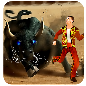Angry Bull Fight Simulator 3D For PC (Windows & MAC)