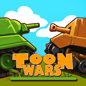 Cover art Toon Wars -Battle tanks online