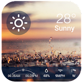 Download Current weather & forecast wid APK on PC