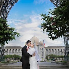 by Sufian Nodin - Wedding Reception