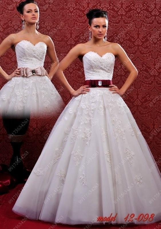 Свадебные платья тверь цена