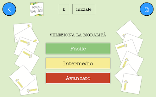 Fonemi Illustrati Screenshot