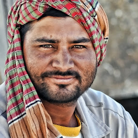 INDIAN  by Angelito Cortez - People Portraits of Men ( street, people, man, eyes )