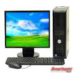 All type of  Desktop Computer available with us,