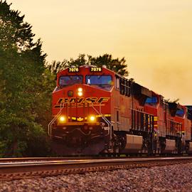 by Jim Suter - Transportation Trains