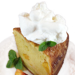 Peach Cake With Fresh Peaches Recipes