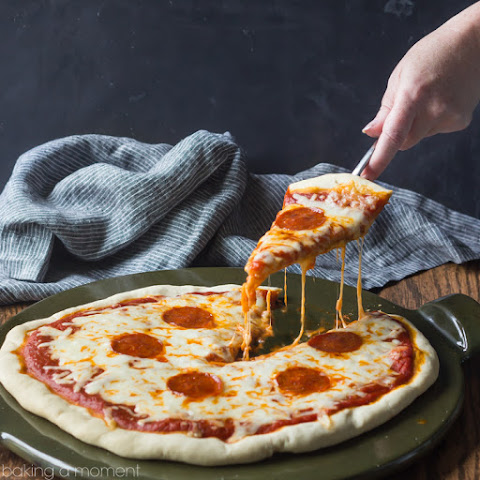 30-Minute Pizza Crust