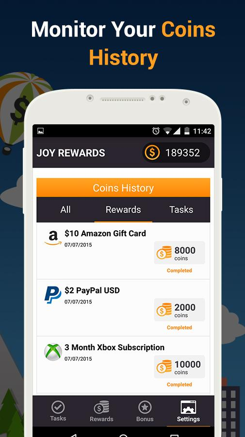 Joy Rewards - Free Gift Cards Screenshot 7