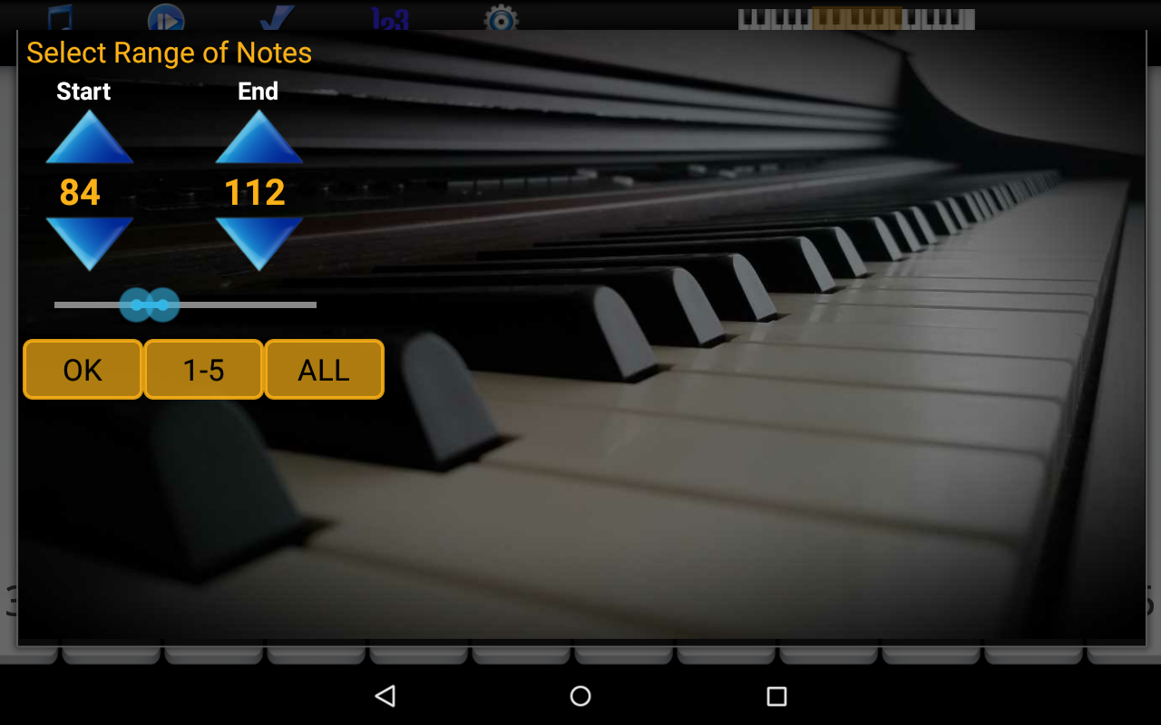 Piano Melody Pro Screenshot 16