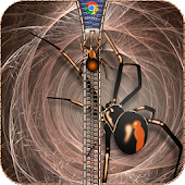 App Spider Zipper Lock APK for Kindle