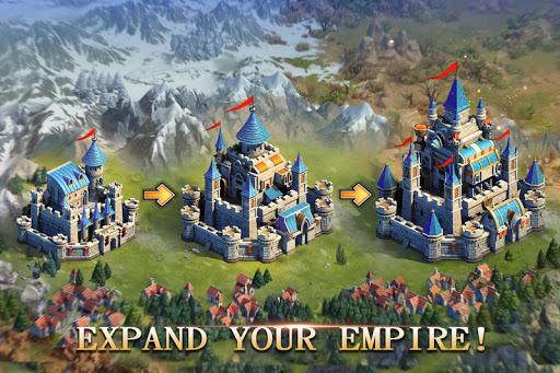 Kingdoms Mobile - Total Clash screenshot 2
