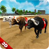 Game Extreme Bull Racing Fever APK for Windows Phone