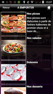 Le David Restaurant - screenshot