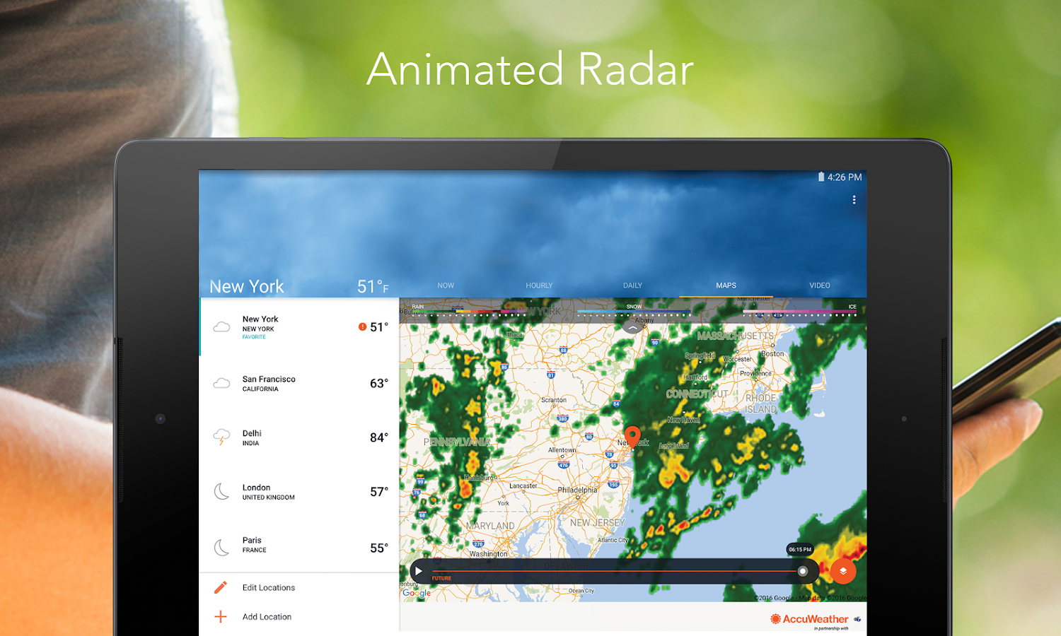 AccuWeather Platinum Screenshot 12